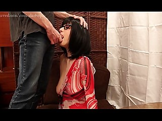 Ass Big Tits Blowjob Brunette Close Up Cumshot Daddy Daughter