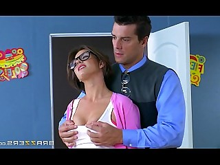 Ass Bathroom Big Tits Brunette Classroom Big Cock Glasses Huge Cock