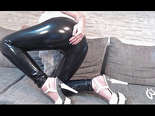 Foot Fetish Footjob High Heels Latex Striptease Teen