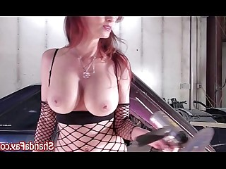 Big Tits Blowjob Boobs Bus Busty Car Handjob High Heels