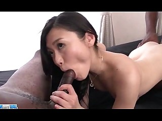Black Blowjob Doggy Style Hardcore Interracial Japanese MILF Pussy