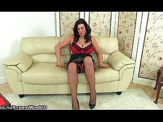 Ass Big Tits Cougar Granny HD High Heels Mature MILF