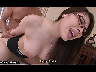 Ass Boobs Big Cock Doggy Style Fuck Glasses Hardcore HD