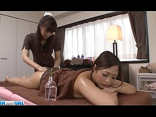 Amateur Ass Babe Gorgeous Japanese Lesbian Licking Mammy