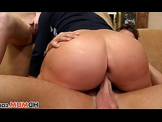Boyfriend Big Cock Cougar Daughter Fuck Huge Cock Mammy MILF
