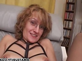 Amateur Blonde Blowjob Cougar Cumshot Hardcore Homemade Hot