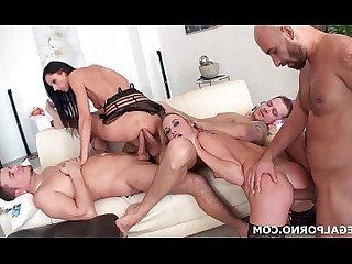 Anal Ass Double Penetration Double Anal