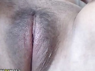 69 Ass Babe Cute Hot Masturbation Model Oil