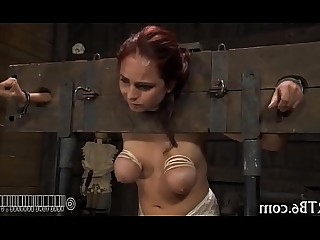 BDSM Chick Fuck HD Hot Prostitut Rough Slave